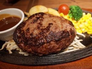 黒毛和牛100%フレッシュハンバーグ|ミート矢澤 五反田