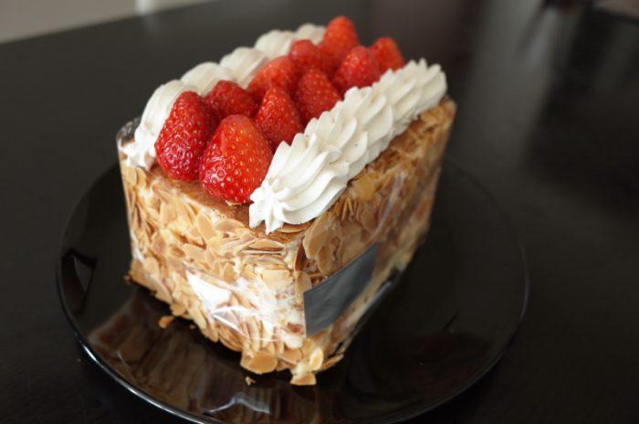 銀座のケーキの王様をついにテイクアウト