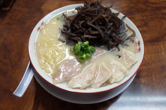 辛子高菜に代わる新しい辛いラーメン!