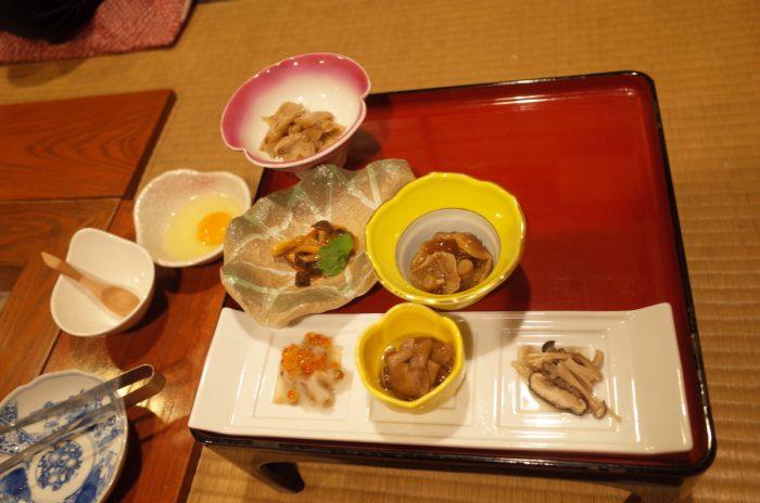 驚きの宿飯発見!新潟の郷土料理に悶絶