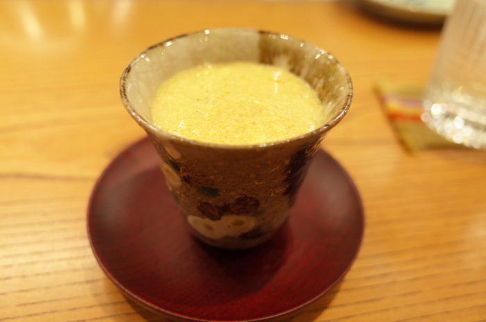 京都でいただく極上のタンのお椀
