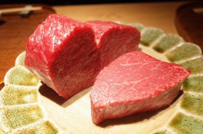 肉割烹で最後にいただく幸せのカツカレー