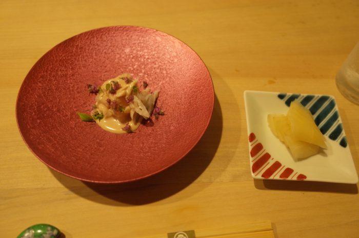 富山で飛び込んだ鮨屋がミシュランの店だった