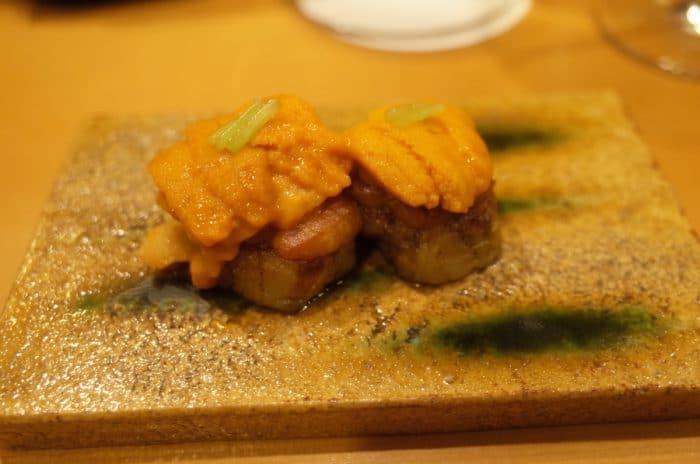 シメのご飯がマグロ丼???
