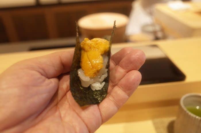 食べたい時に行ける穴場寿司店